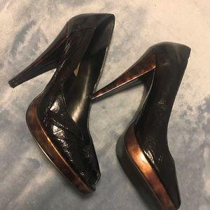 Steve Madden Platform Peep Toe Shoes